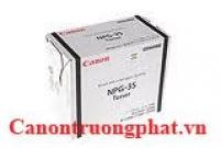 Mực photocopy màu Canon NPG-35 BK
