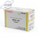 Mực photocopy màu Canon NPG-35Y